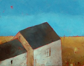 Landscape with Houses 2