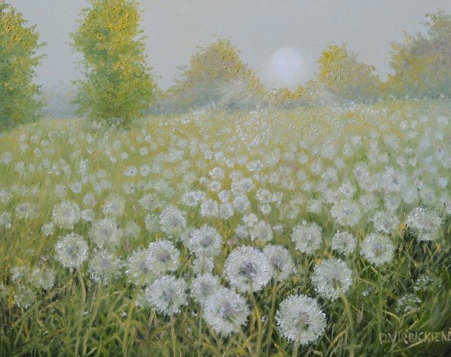 Dandelions Meadow