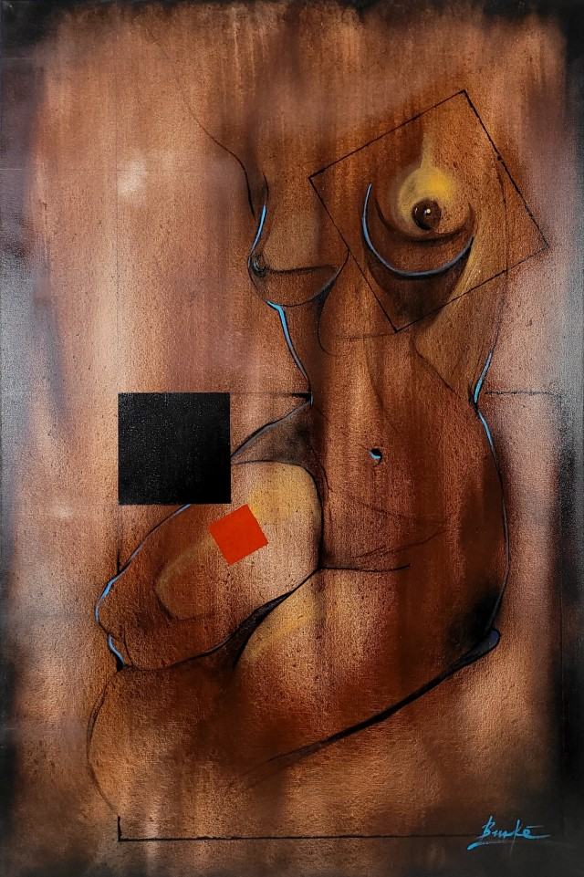 Malevich Nude