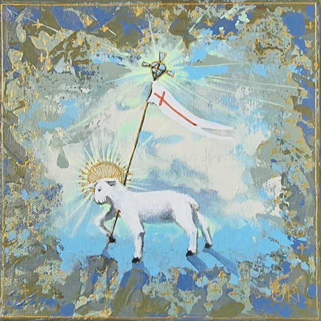Lamb of God, who Erases the Sins of The World