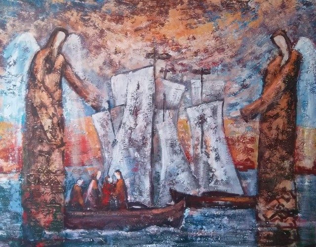 Sail Away to Bless