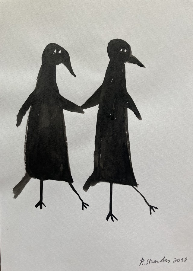 """From the Cycle Ilone the Crow """"It Seems Like We Are Going To The Movie"""""""