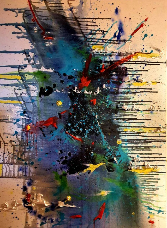 """From a Cycle """"Playfulness of Colors"""""""