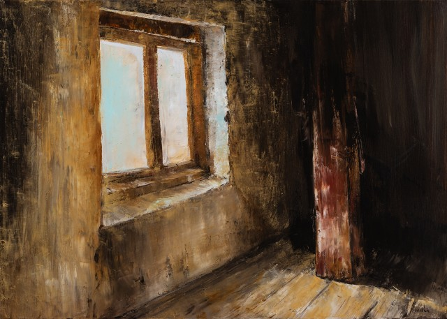 """From the Cycle """"The History of the Mill"""" - A Window"""