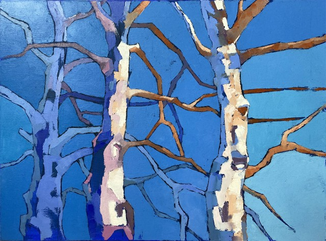I Fell In Love With Birches