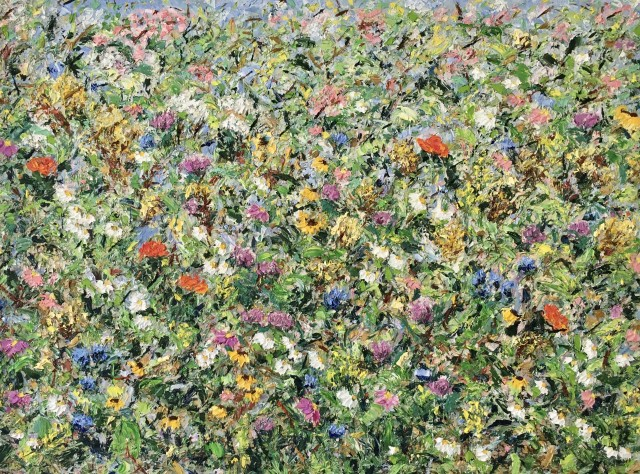 Meadow of the Wild Flowers