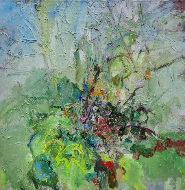 Impression On The Theme Of Flowering
