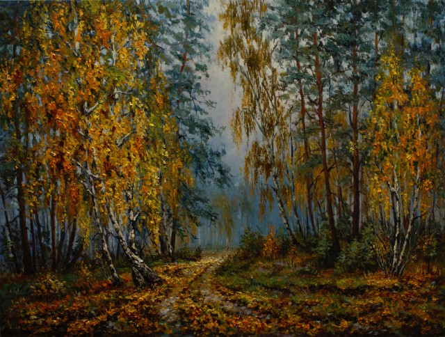 Autum in the Forest