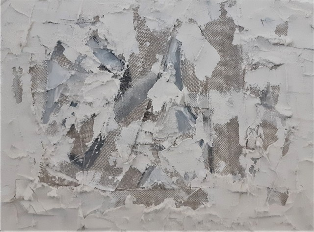 White abstraction C