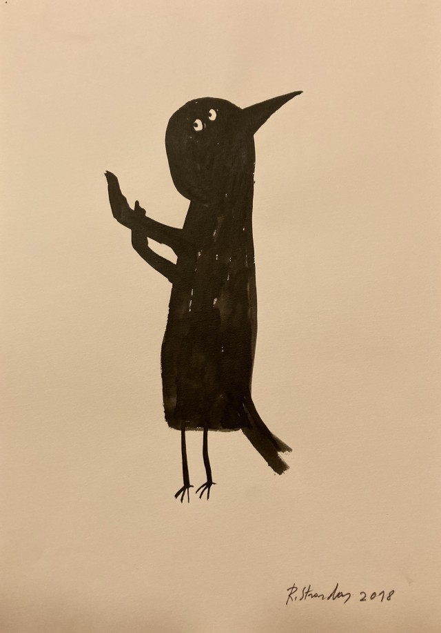 """From The Cycle Ilona The Crow: """"Beautiful Bye-bye"""""""