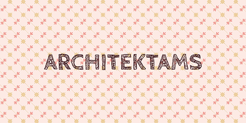 Dovanos architektams