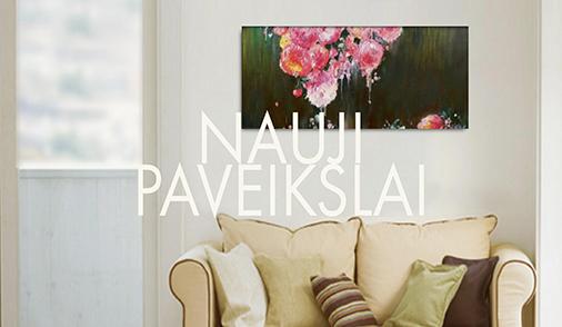 Nauji paveikslai mūsų galerijoje! Atnaujinama kasdien!